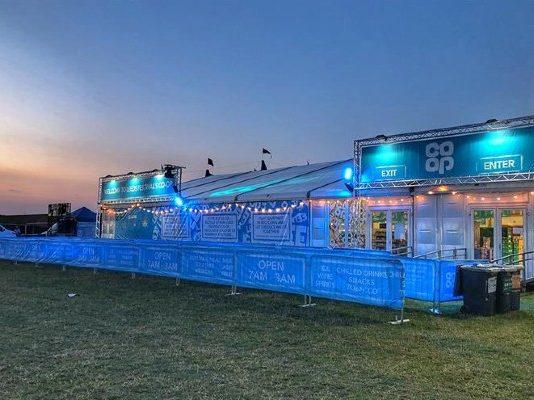Co-op renews its Live Nation music festivals partnership