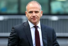 Ex-Tesco boss Dave Lewis given £1.6m golden handshake