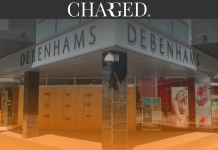 "Debenhams and Topshop were ""always doomed"" to collapse after suffering years of declining interest online, according to new research shared exclusively with Charged."