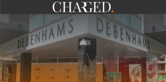 """Debenhams and Topshop were """"always doomed"""" to collapse after suffering years of declining interest online, according to new research shared exclusively with Charged."""