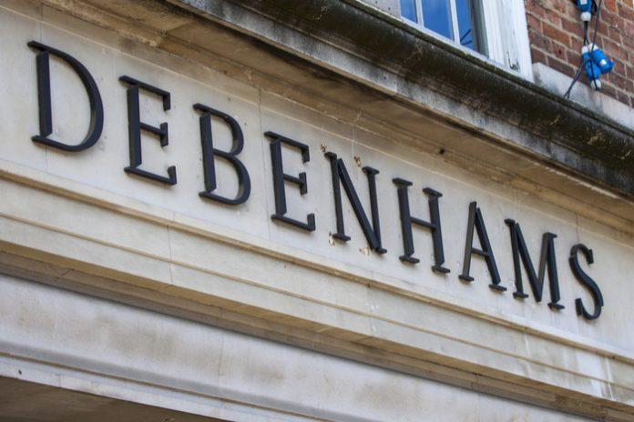 Debenhams announces final closure dates for all remaining stores