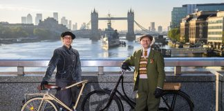 Evans Cycles 100 years birthday anniversary frasers grouo mike ashley cycling