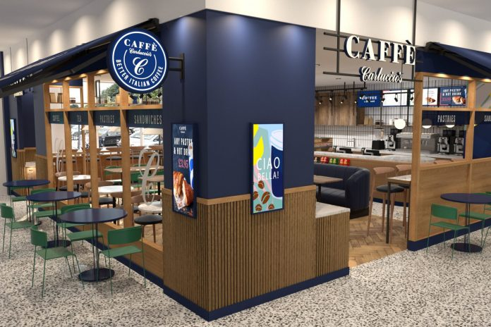Sainsbury's partners with Carluccio's for in-store eatery concepts