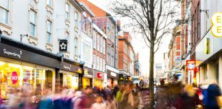 April footfall improving but won't return to pre-Covid levels soon - BRC