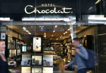 Hotel Chocolat Angus Thirlwell Easter