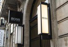 Frasers Group Hugo Boss Mike Ashley