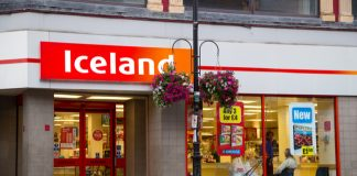 Iceland cancels 250 store deliveries a week over lorry driver shortfall