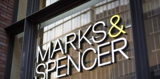 M&S marks and spencer trading update