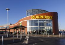 Morrisons covid-19 pandemic lockdown