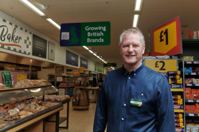 Morrisons opens aisles to British entrepreneurs