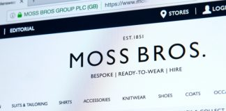 Moss Bros launches menswear subscription service