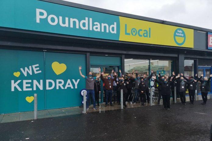 Poundland local