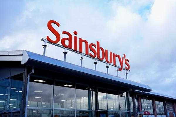 Sainsbury's replaces