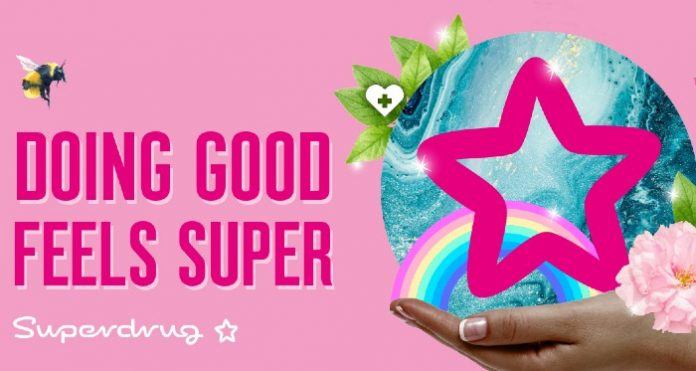 Superdrug Corporate Social Responsibility CSR Nigel Duxbury