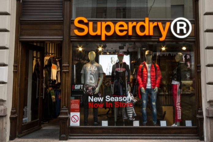 Superdry full year sales slump 21%