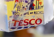 Tesco tells suppliers to ship food across Irish Sea themselves