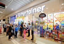 The Entertainer launches first store In Spain