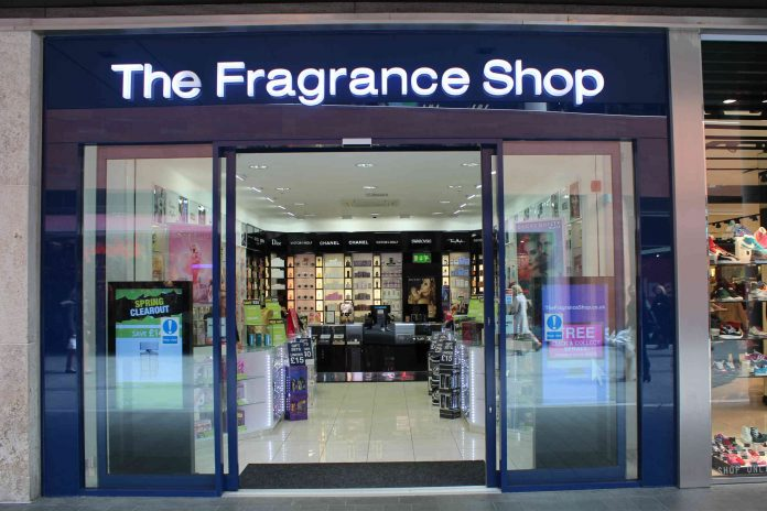 The Fragrance Shop posts robust performance during Covid pandemic