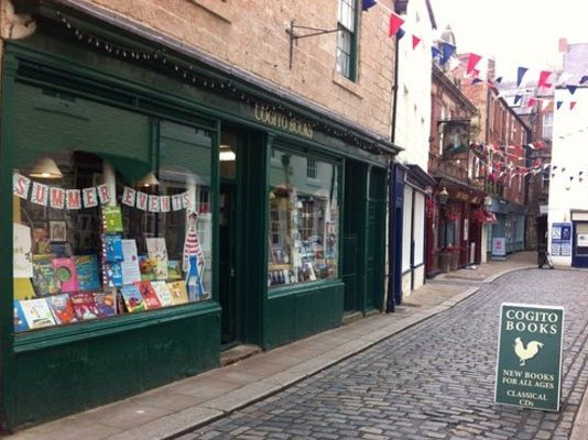 Retail Gazette speaks to the independent book store Cogito Books in the heart of Hexham.