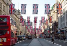 London's West End sustains footfall amid positive summer forecast