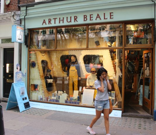Historic retailer Arthur Beale to shut down after 150 years London store