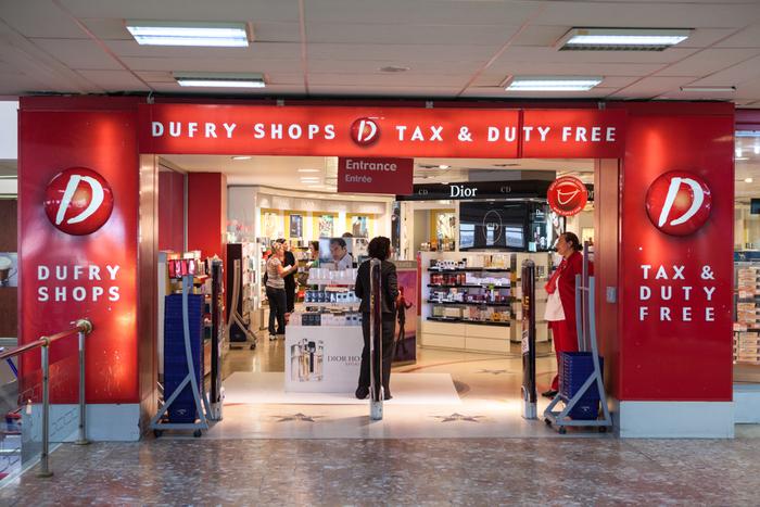 Airport travel tourism duty-free VAT covid-19 pandemic lockdown whsmith dixons carphone