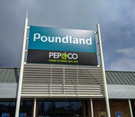 "Poundland opens its 350th Pep&Co fashion ""shop-in-shop"""
