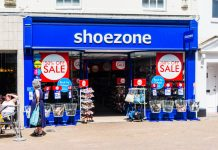 Shoe Zone Anthony Smith
