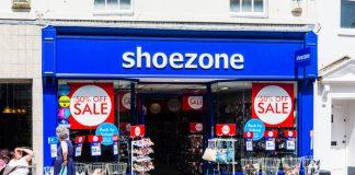 Shoe Zone Anthony Smith