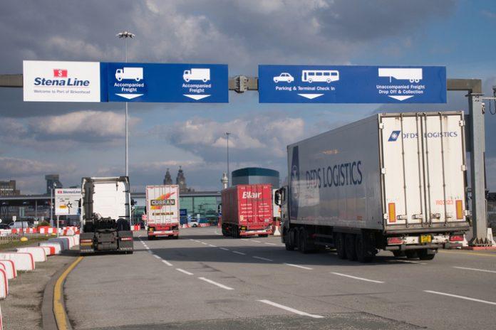 Brexit border checks