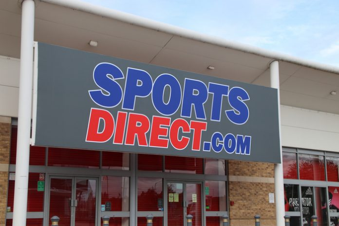 """Sports Direct is """"looking at lots and lots of stores"""", including vacant department stores, as it accelerates its expansion plans."""