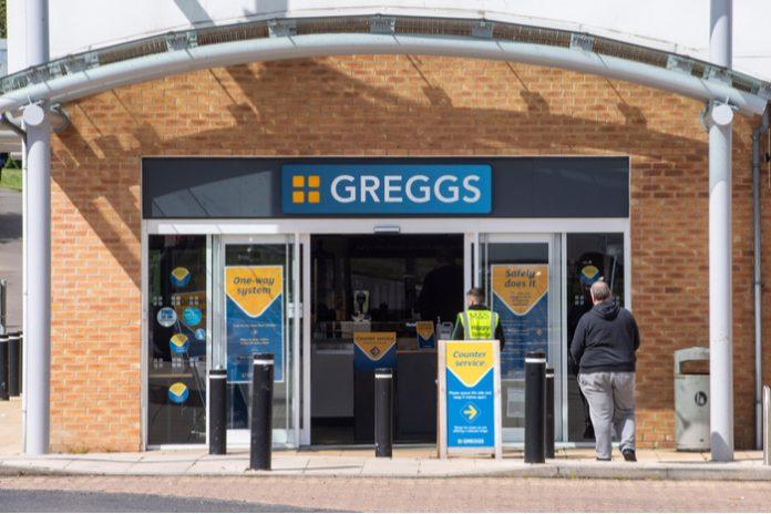 Greggs eyes return to pre-pandemic profits