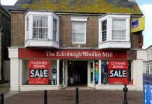 Edinburgh Woollen Mill Group John Herring