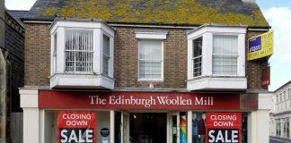 Edinburgh Woollen Mill Group John Herring