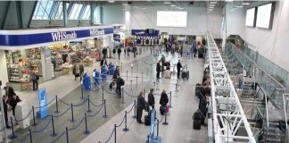 Airport travel tourism duty-free VAT covid-19 pandemic lockdown whsmith dixons carphone