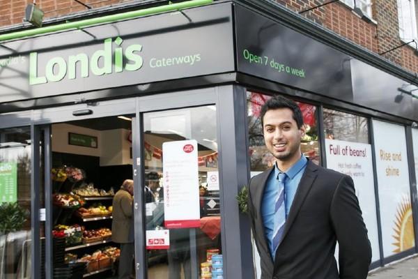 Amish Shingadia, Londis Caterways & Post Office profile unsung hero convenience