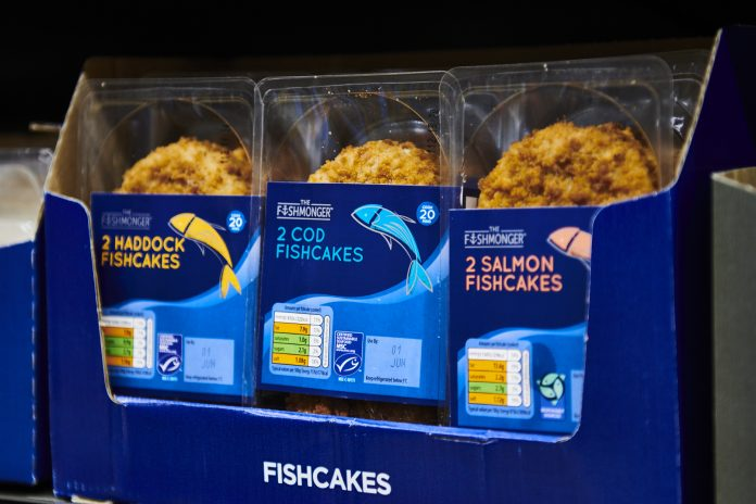 Aldi unveils packaging made with recycled plastic bound for the ocean