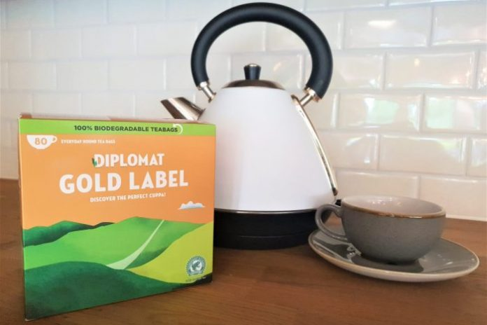 Aldi to remove 1.4bn pieces of plastic from own-brand tea bags