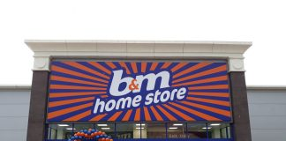 B&M pre-tax profit more than doubles to £525m