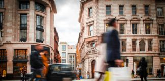 UK footfall improves in May, but still not at pre-pandemic levels