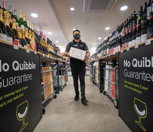 Majestic Wine toasts record market share
