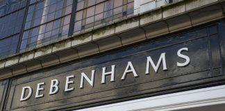 Debenhams might make a high street comeback