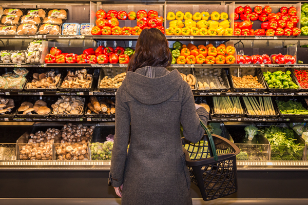 Grocery sales slip 1.6% but still remain £3.3bn above pre-pandemic levels