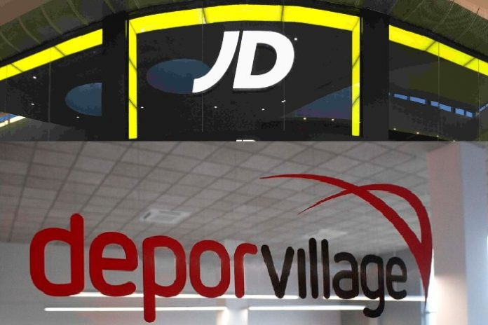 JD Sports acquires majority stake in Deporvillage in Spain for £120m