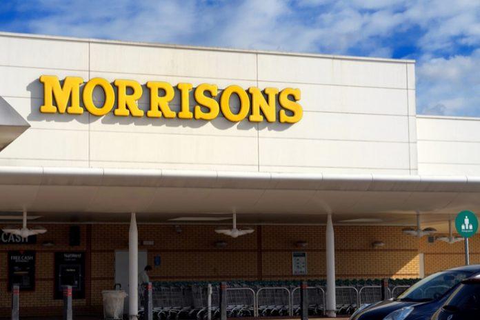 Morrisons Andy Higginson