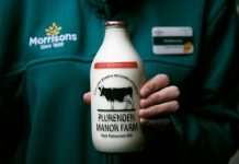 Morrisons is reintroducing glass milk bottles as the supermarket continues to find ways to help customers to reduce their plastic use.