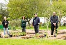 Central England Co-op makes 6-figure investment on sustainable spaces project