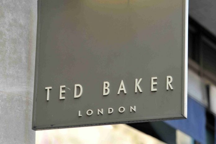 Ted Baker forecast to post £65m loss