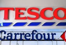Tesco to end buying partnership with Carrefour