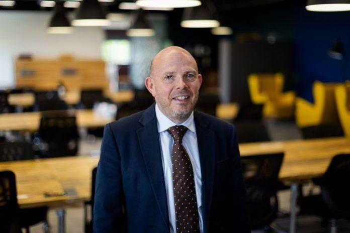 Paul McClenaghan CEO Victoria Plum profile bathroom online retailer chief executive interview